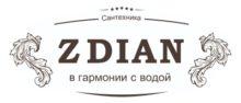 логотип zdian